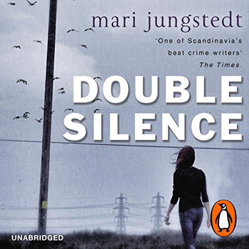 The Double Silence audiobook cover art