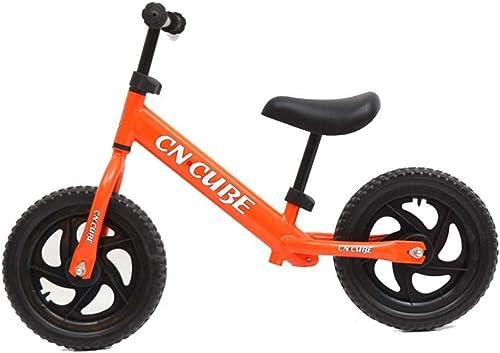 buscando agente de ventas Hejok Bicicleta De Equilibrio naranja - 12 Pulgadas Bicicleta Bicicleta Bicicleta De Equilibrio, Bicicleta De Equilibrio Bebé Sin Pedal Scooter para 2-6 años Sin Cadena Niños pequeños Caminando En Bicicleta  Con 100% de calidad y servicio de% 100.