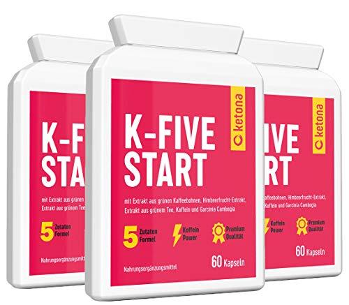 Ketona Health Supplements -  ® K-Five Start