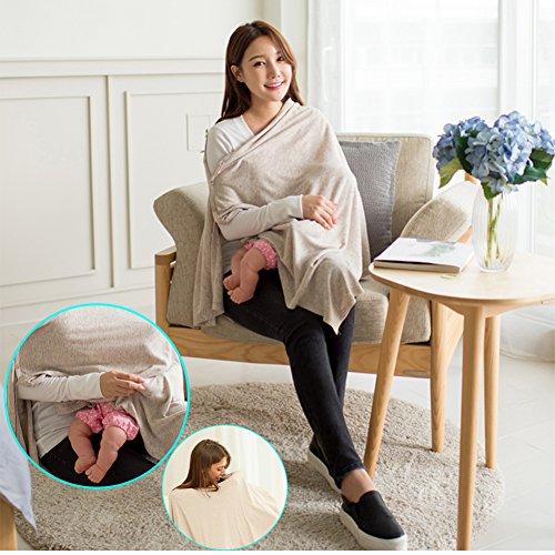 Baby Infant Soft Cotton Nursing Cover Breast Feeding Nursing Blanket Shade Wraps