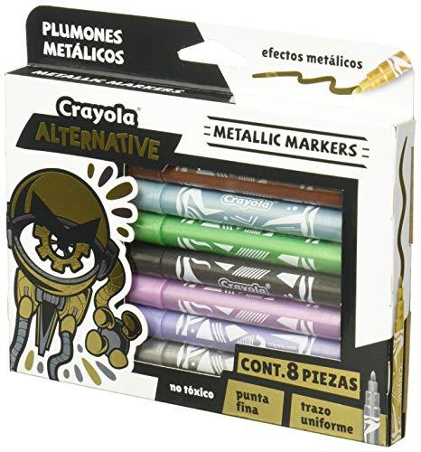 crayones paper mate carmen fabricante CRAYOLA