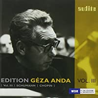 Edition Geza Anda Vol. III by Schumann (2008-07-28)