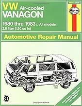 Volkswagen Air-cooled Vanagon 1980-83 Owner's Workshop Manual (Haynes VW Vanagon (Air-Cooled) Owners Workshop Manual) by John S. Mead (1-Sep-1988) Paperback