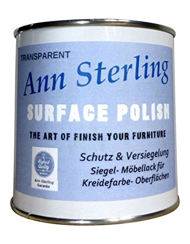 Ann Sterling Klarlack Versiegelung für Shabby Chic Kreidefarbe (375ml)