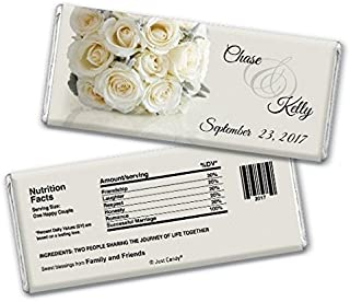 Best personalized wedding candy stickers Reviews