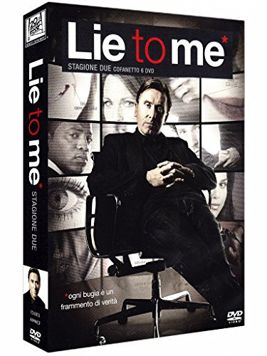 Lie to meStagione02 [6 DVDs] [IT Import]