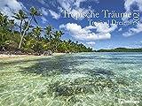 Tropische Träume - Kalender 2021 - Teneues-Verlag - Wandkalender - Fotokalender mit wunderschönen Inselparadiesen - 63,8 cm x 47,8 cm - Küchenkalender