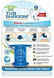 TubShroom Revolutionary Tub Drain Protector Hair...