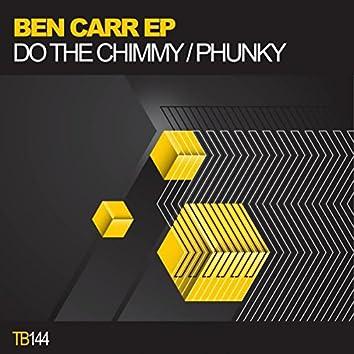 Ben Carr EP