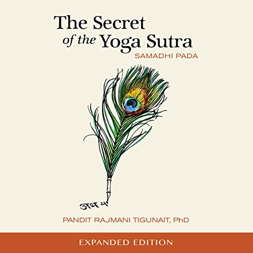The Secret of the Yoga Sutra audiobook cover art