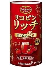 デルモンテ リコピンリッチ トマト飲料 125ml ×18本