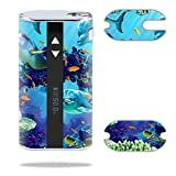 MightySkins Skin Compatible with Eleaf iStick 50W – Ocean Friends   Protective, Durable, and Unique Vinyl Decal wrap Cover   Easy to Apply, Remove, and Change Styles   Made in The USA
