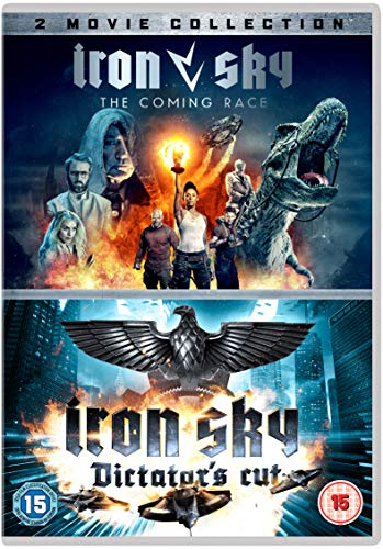 Iron Sky - 1 & 2 [2 DVDs]