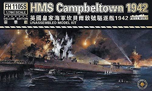 Flyhawk - hms campbeltown 1942