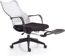 كرسي مكتب للمهام الثقيلة ، كرسي مكتب مريح بشبكة خلفية عالية ، مع دعم قطني كرسي كمبيوتر قابل للتعديل ، لغرفة المعيشة ، غرفة...