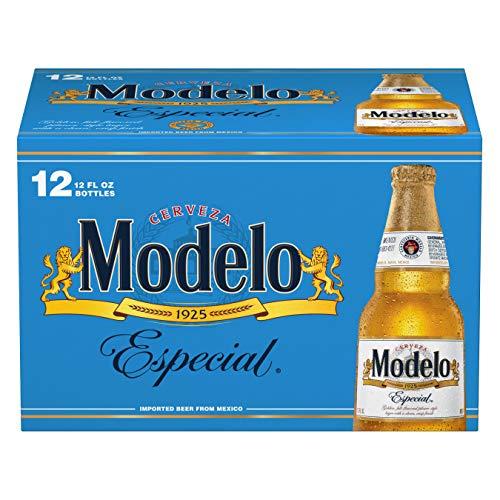 Modelo Especial, 12 pk, 12 oz bottles, 4.4% ABV