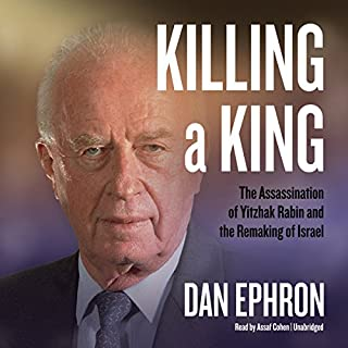 Killing a King audiobook cover art