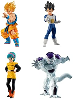 Gashapon Dragon Ball Super: Frieza 03 HG Series Set