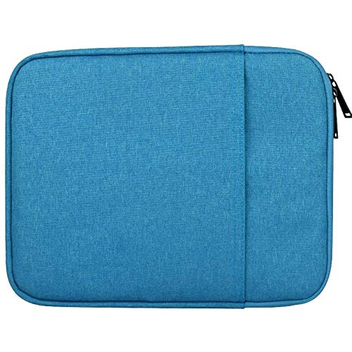 Shockproof Tablet Liner Sleeve Pouch Bag Cover, For iPad Mini 1/2 / 3/4 ND00 8 inch (Black) durable (Color : Blue)