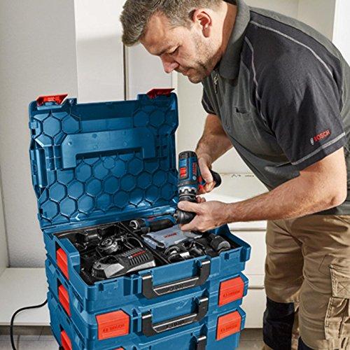 Bosch Professional L-BOXX 374 - Maletín para herramienta (volumen de carga 45,7 L, material de plástico ABS)