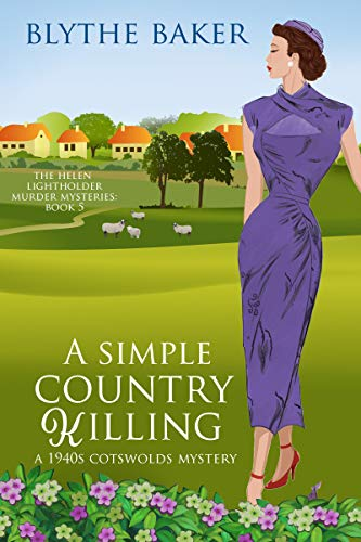 A Simple Country Killing by Blythe Baker ebook deal