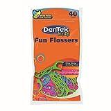 Dentek Lot de 40 fils dentaires pour enfants