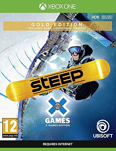 Steep: X Games - Gold Edition Xbox1 [