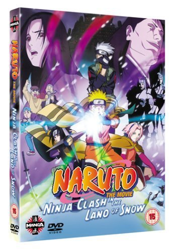 Naruto the Movie - Ninja Clash in the Land of Snow [Import anglais]