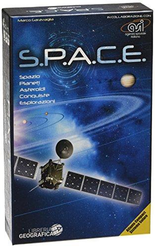 Gioco S.P.A.C.E. (Space, Planets, Asteroids, Conquests, Explorations)
