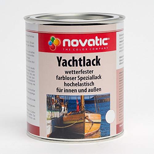 novatic Yachtlack KD56 - farblos - 2,5ltr