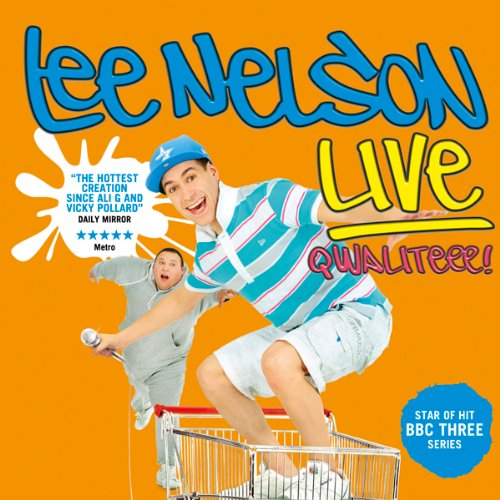 Lee Nelson audiobook cover art