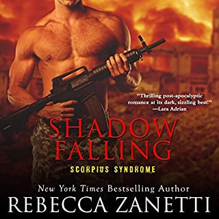 Shadow Falling audiobook cover art