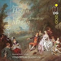 Joseph Haydn/Mozart: Oboe Quar