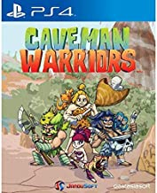 caveman warriors limited edition ps4