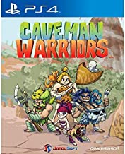 caveman warriors limited edition ps4