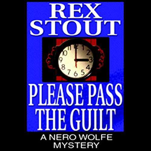 Please Pass the Guilt audiobook cover art