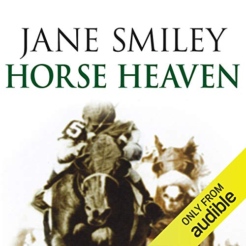 Horse Heaven audiobook cover art