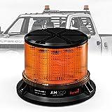 Feniex AM600 High-Intensity LED Beacon, SAE Class 1 (Amber)