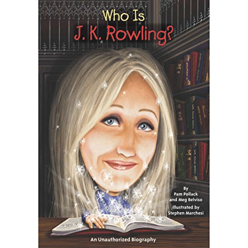 Who Is J. K. Rowling? cover art