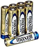 Packs 32 y 40 AAA AA Maxell (AAA, 32 Unidades)
