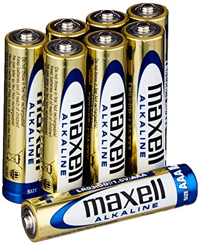 Maxell LR03 AAA Micro Alkaline Batterien (32er Pack)