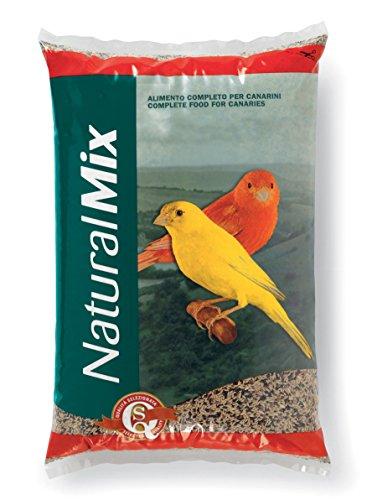 Padovan Naturalmix Canarini - Alimento Completo per canarini - 5 kg