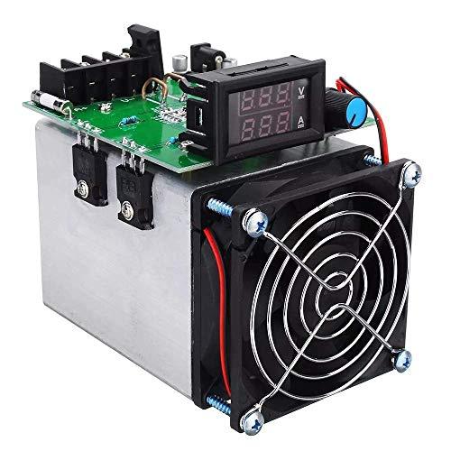 KAIBINY Módulo de Los Controladores de probador de baterías Digital 250W DC 12V de la batería Capacidad de Descarga probador módulo con Carga de CC Electronic