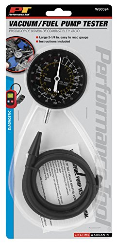 Performance Tool  W80594 Vacuum and Fuel Pump Tester