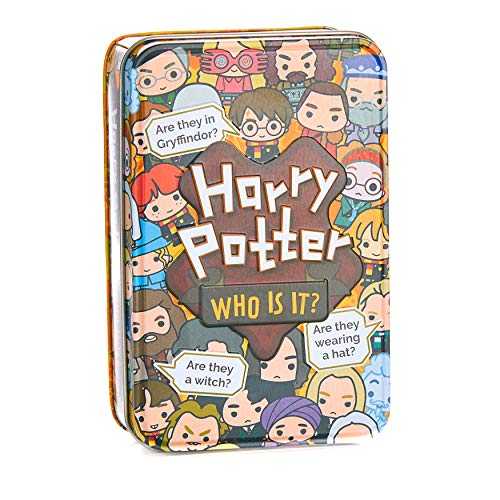 Paladone Harry Potter Who Is It Guessing Game-Producto con Licencia Oficial (PP7015HP)