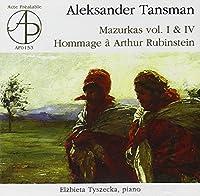 Tansman: Mazurkas/Hommage