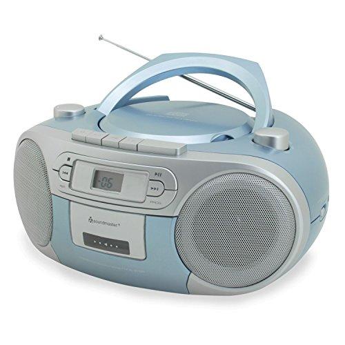 Soundmaster SCD5410 Radiorekorder (CD-Player)