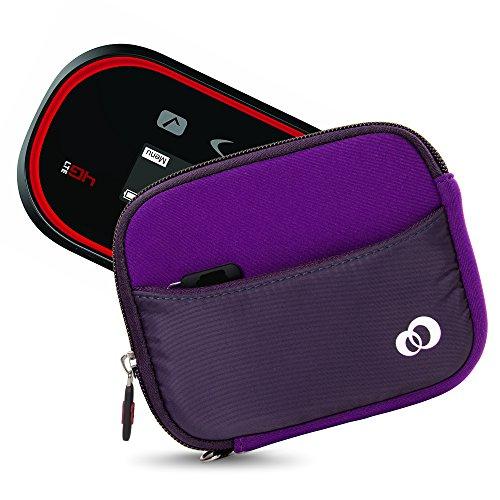 Mini Portable WiFi Hotspot Modem & Router Mobile Carrying Case Sleeve...