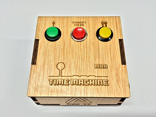 Retroconsola Time Machine Mini by TOAD