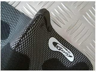 Respro Motorcycle Helmet Foggy Anti-Fog Mask Universal Fit - Carbon Look